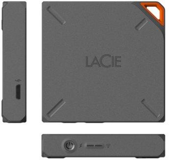 lacie fuel usb 3 - LaCie présente Fuel, Little Big Disk Thunderbolt 2 et Sphère