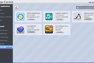optware ipkg soundsgood asustor 370x247 - AiMusic et Optware IPKG chez ASUSTOR
