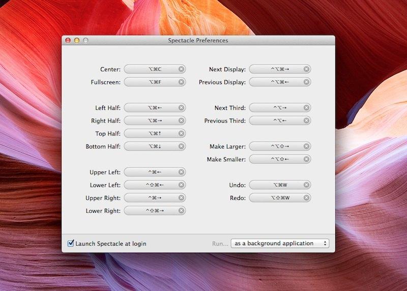 spectacle gratuit os x - Spectacle, un outil de gestion de fenêtre gratuit sous OS X