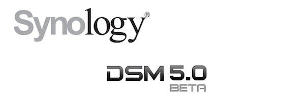 synology dsm 5 beta - Synology DSM 5.0, les premières images et une vidéo