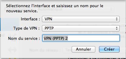 COnf VPN - VPN et NAS Synology