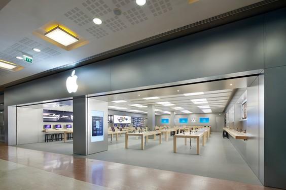apple store velizy2 - J'ai testé... un atelier Apple