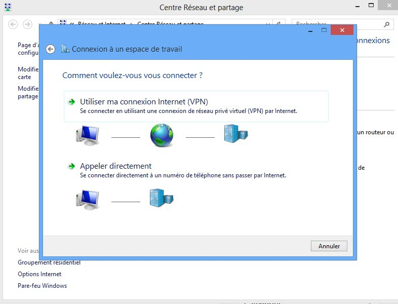 connexion vpn synology - VPN et NAS Synology