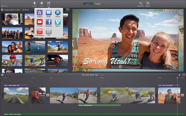 iMovie Mac - J'ai testé... un atelier Apple