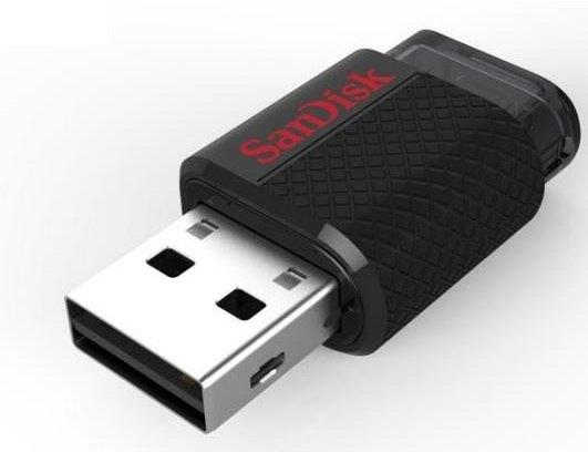 sandisk ultra dual drive usb - Sandisk lance un dongle USB à double connecteurs