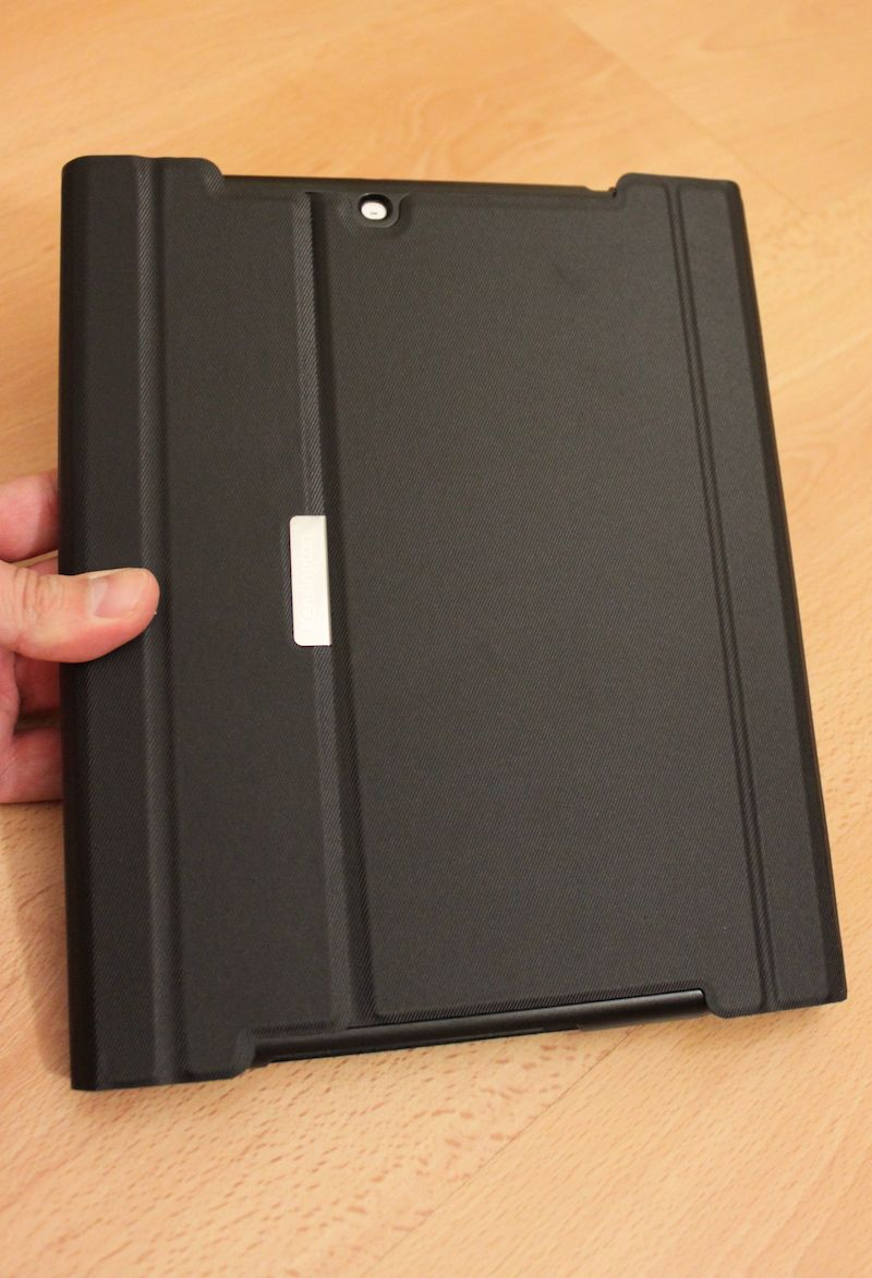 KeyFolio Exact Plus - Test de claviers pour iPad Kensington
