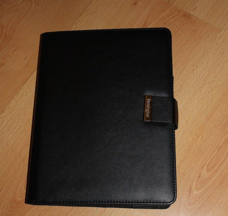 KeyFolio Pro  - Test de claviers pour iPad Kensington