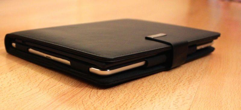 KeyFolio Pro fin - Test de claviers pour iPad Kensington