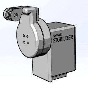 Stubilizer 293x293 - Stubilizer, l'accessoire GoPro qui va devenir indispensable