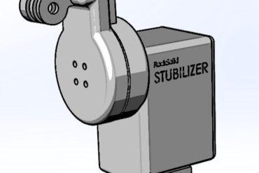 Stubilizer 370x247 - Stubilizer, l'accessoire GoPro qui va devenir indispensable