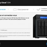 WD my cloud ex 4 setup 2 150x150 - Test NAS - WD MyCloud EX4