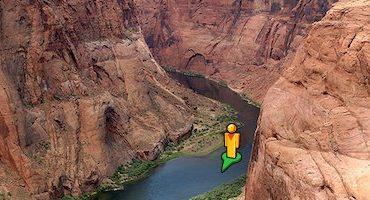 colorado pegman 370x200 - Google vous propose de naviguer sur les fleuves