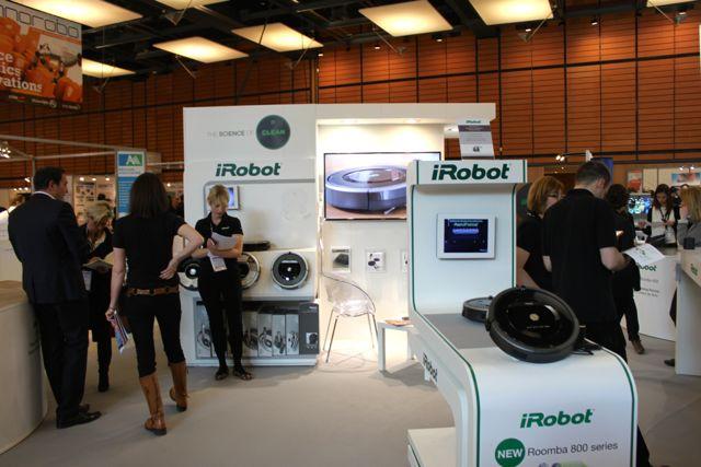 iRobot innorobo - Mon avis sur le salon Innorobo 2014