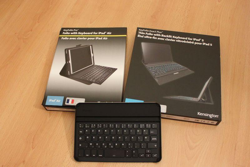 kensington keycover - Test de claviers pour iPad Kensington