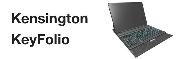 kensington keyfolio - Test de claviers pour iPad Kensington