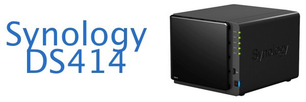 test synology ds414 review - Test NAS - Synology DS414