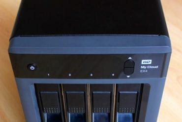 wd my cloud ex4 370x247 - Test NAS - WD MyCloud EX4