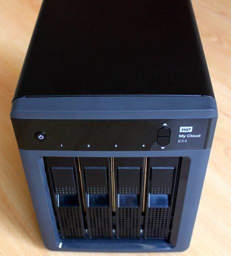 wd my cloud ex4 464x513 - Test NAS - WD MyCloud EX4