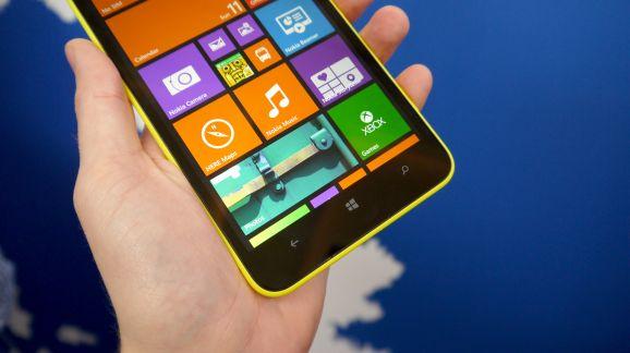 Nokia Lumia 1320 review 2 578 80 - Windows Phone 8.1 dispo pour les développeurs et ceux qui se font passer pour