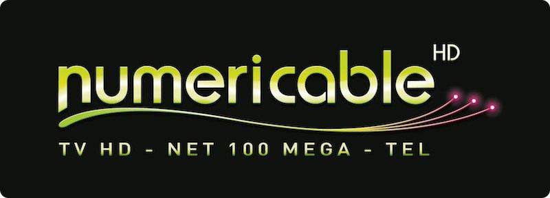 Numericable logo 2010 - SFR vendu à Numéricâble