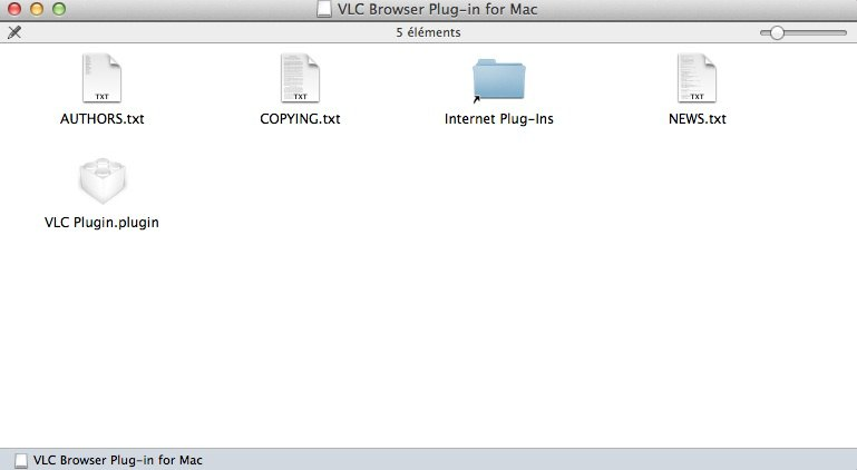 VLC Browser Plug in Mac - Plug-in web VLC enfin compatible avec OS X