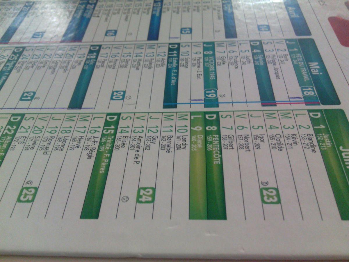 calendrier Acer Iconia A1 830 e1398285046424 - Test de la tablette Acer Iconia A1-830