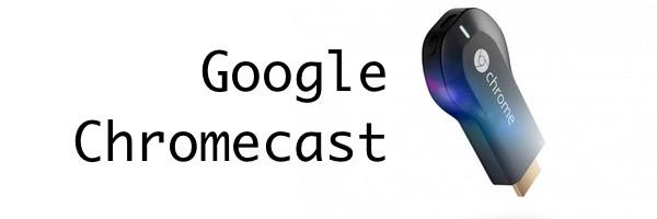 google chromecast - Chromecast, des applications ?