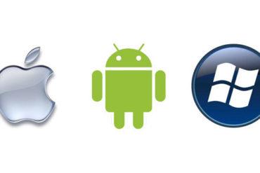 les 3 OS 370x247 - Un point sur les nouveautés à venir des OS Mobiles les plus populaires