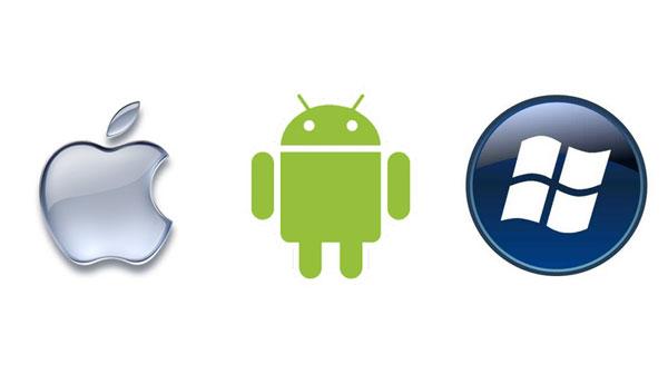 les 3 OS - Un point sur les nouveautés à venir des OS Mobiles les plus populaires