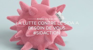 sida sidaction 370x200 - Le Sidaction a 20 ans
