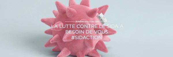 sida sidaction - Le Sidaction a 20 ans