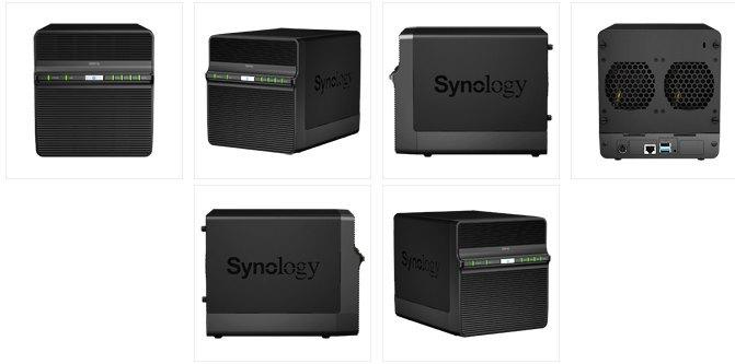 synology ds414j - Le Synology DS414j débarque...
