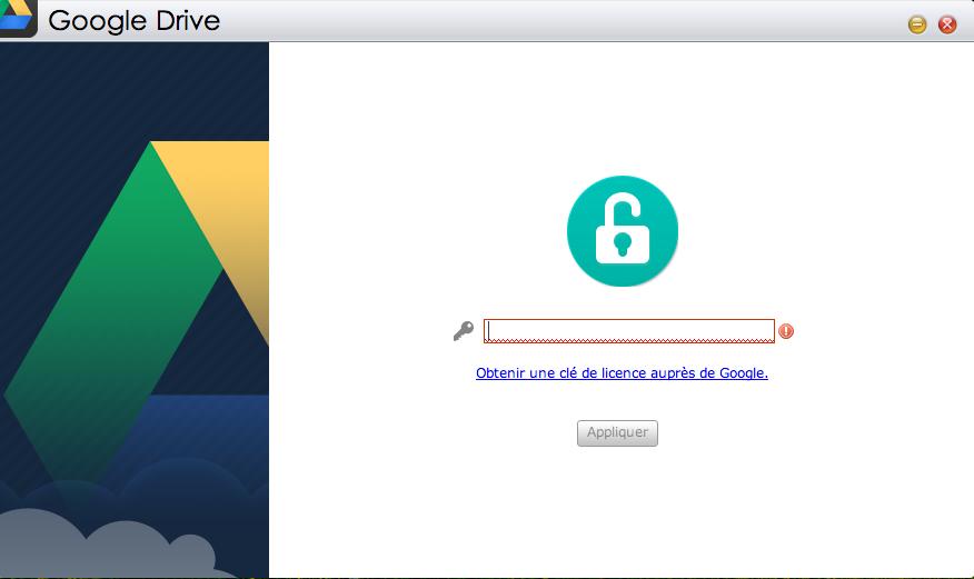 Google Drive accueil - ASUSTOR ADM 2.2 Beta, le premier test