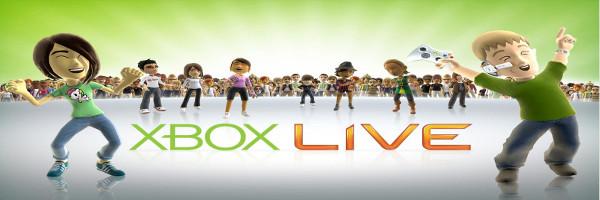Xbox live - Services Xbox Live
