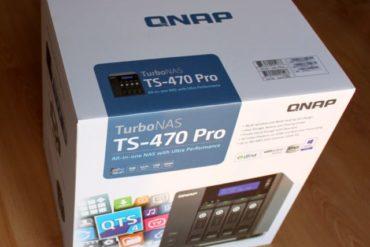 boitier nas qnap ts 470 pro 370x247 - Test NAS - QNAP TS-470 Pro, époustouflant !