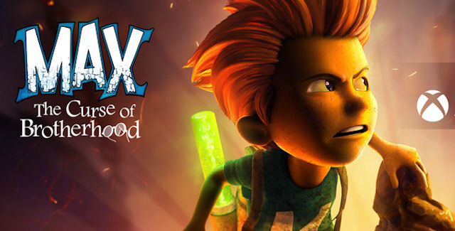 max the curse of brotherhood - Services Xbox Live