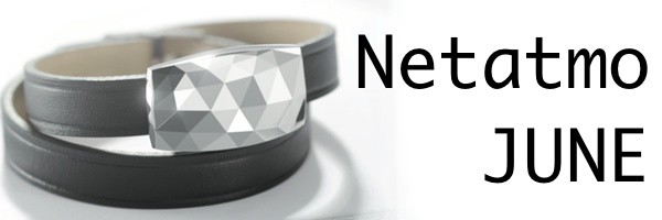 netatmo june bracelet - Netatmo lance JUNE