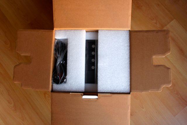 ouverture carton TS 470 Pro - Test NAS - QNAP TS-470 Pro, époustouflant !