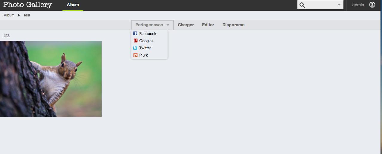 photogallery album - ASUSTOR ADM 2.2 Beta, le premier test
