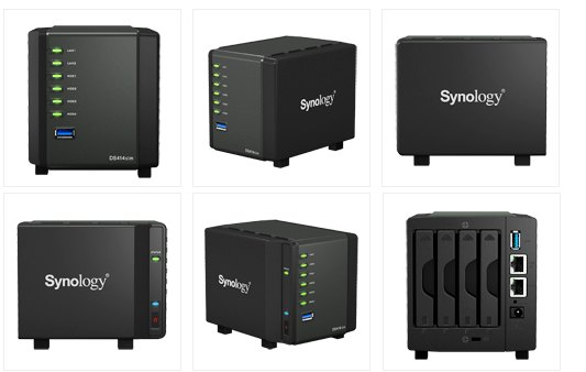 synology ds414 slim - Le Synology DS414slim débarque