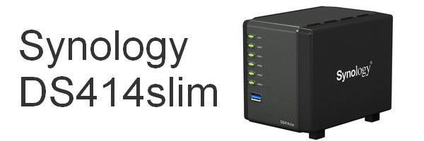 synology ds414slim - Le Synology DS414slim débarque