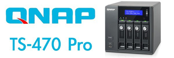 test review qnap qts 470 pro - Test NAS - QNAP TS-470 Pro, époustouflant !