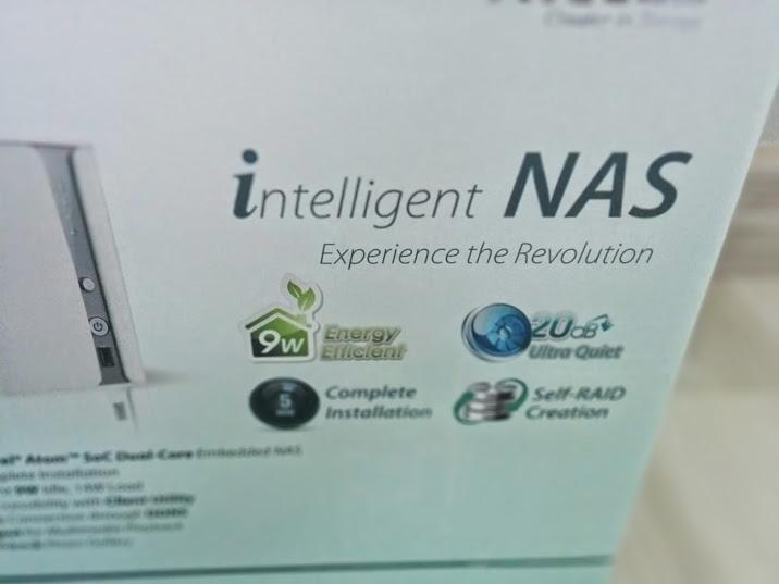 thecus intelligent nas - Test NAS - Thecus N2560