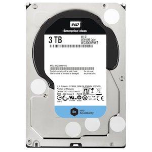 wd se nas - Quel disque dur pour votre NAS ?