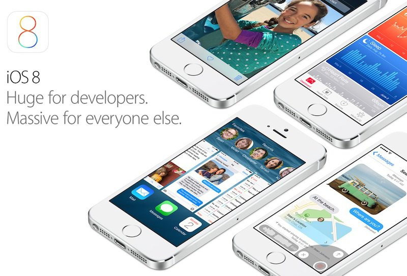 Apple iOS 8 - Quoi de neuf du côté des OS de nos chers smartphones ?