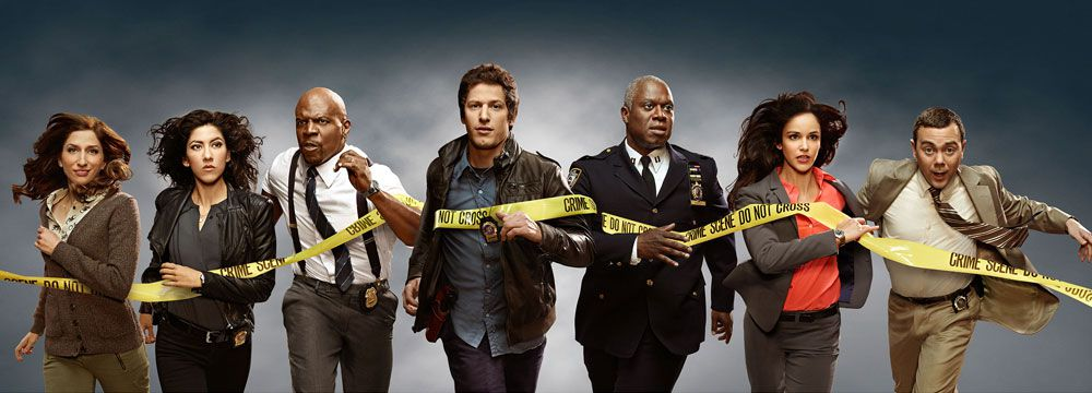 Brooklyn nine-nine - serie