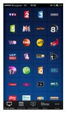 Btv - TV 4G offerte en illimité