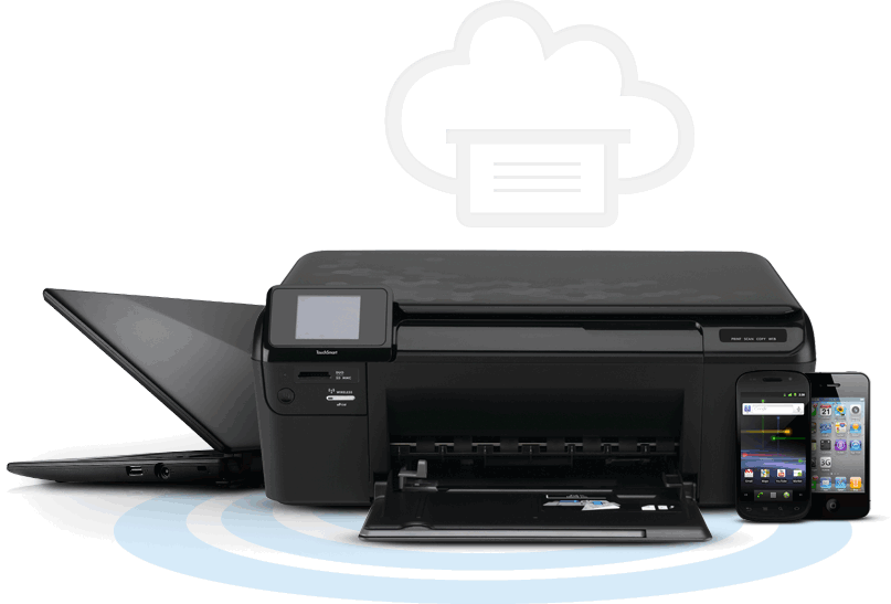 CloudPrint - Impression sans fil, Lantronix xPrintServer Cloud Print Edition