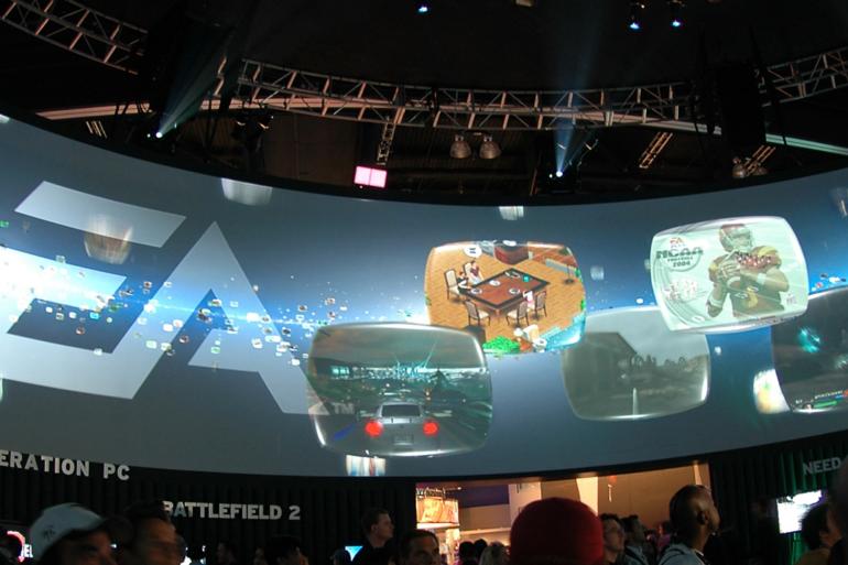 EA banner 770x513 - E3 - Conférence de presse des éditeurs