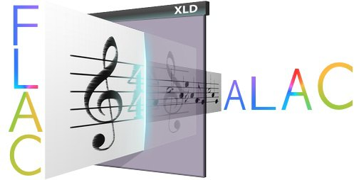 FLAC ALAC XLD - Comment lire un FLAC avec iTunes ? La réponse...
